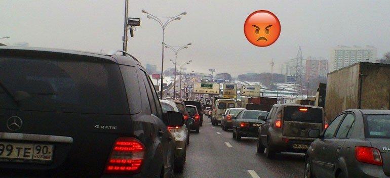 Traffico a san pietroburgo