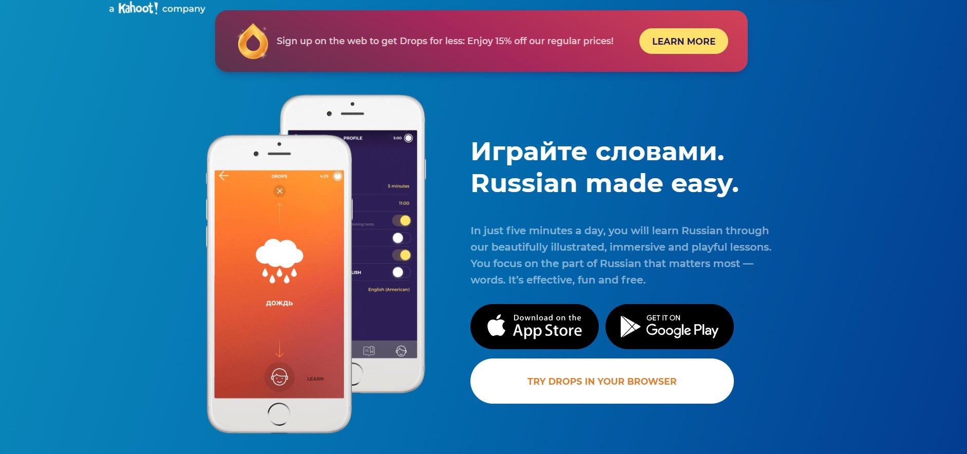 app per studiare russo