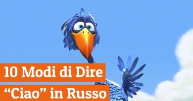 ciao in russo